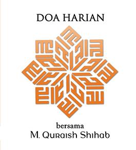DoaHarianbersamaMQuraishShihab_frontcover
